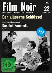 Film Noir Collection 22: Der gläserne Schlüssel
