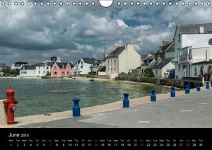 Lovely Brittany (Wall Calendar 2015 DIN A4 Landscape)