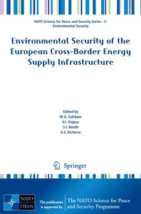 Environmental Security of the European Cross-Border Energy Suppl