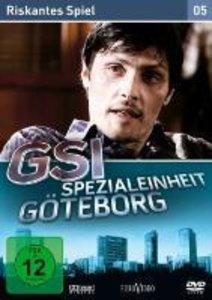 GSI-Spezialeinheit Göteborg 5 (DVD)