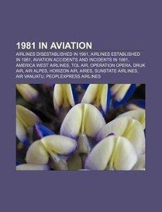 1981 in aviation