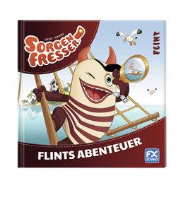 Gerd Hahns Sorgenfresser: Flint - Flints Abenteuer