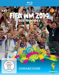 FIFA WM 2014 - Alle Highlights