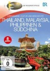 Thailand,Malaysia,Philippinen & Südchina