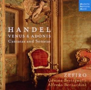 Venus & Adonis-Cantatas & Sonatas