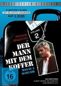 Der Mann mit dem Koffer-Vol. 2
