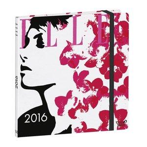 Executiv Prestige Mehrsprachig 2016, Elle Blumen, mit Gummiversc