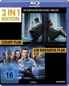 2in1: Escape Plan / Ein riskanter Plan