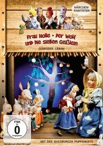 Augsburger Puppenkiste - Frau Holle & Der Wolf und die sieben Ge