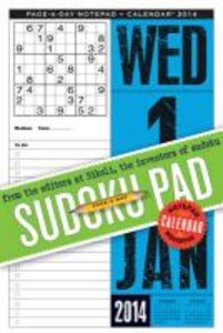 Sudoku 2014 Notepad + Calendar