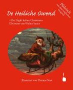 De Heiliche Owend. The Night before Christmas
