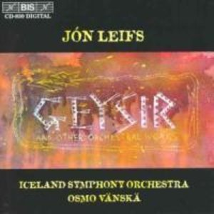 Leifs,Jon: Geysir/+