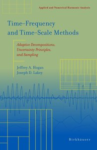 Time-Frequency and Time-Scale Methods