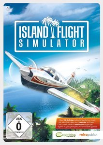 Island Flight Simulator. Für Windows XP/Vista/7/8