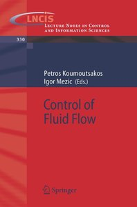 Control of Fluid Flow