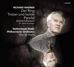 Der Ring-Tristan und Isolde-Parsifal