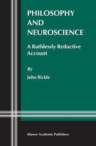 Philosophy and Neuroscience