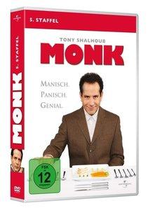 Monk-Season 5 Repl.