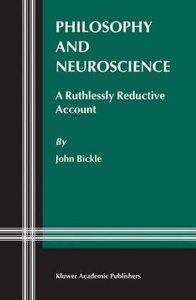 Philosophy and Neuroscience