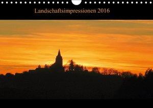 Landschaften (Wandkalender 2016 DIN A4 quer)