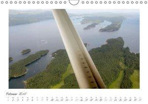Albilt, R: Über dem Horizont (Wandkalender 2015 DIN A4 quer)