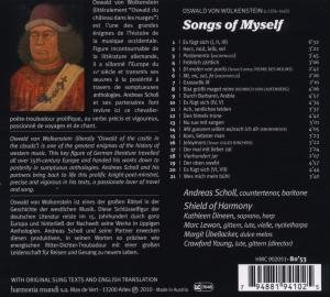 Songs Of Myself