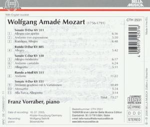 Klaviersonaten Mit A-Dur.Alla turca