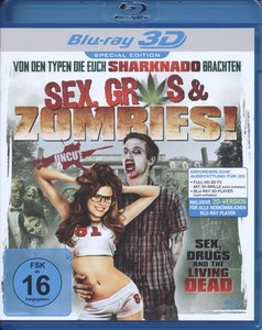 Sex,Gras & Zombies (3D)