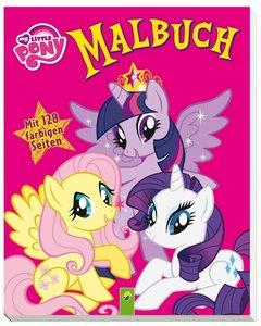 My Little Pony Malbuch