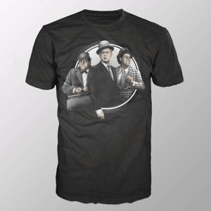 Die Olsenbande (Shirt M/Black) - zum Schließen ins Bild klicken