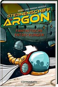 Sternenschiff Argon (Bd. 1)