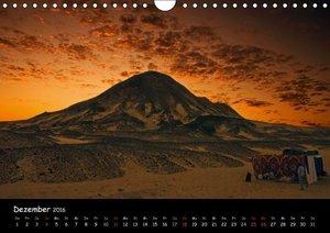 Weisse Wüste Ägypten (Wandkalender 2016 DIN A4 quer)