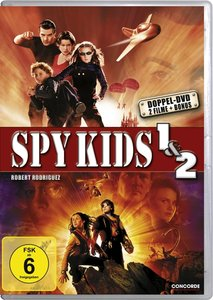 Spy Kids-Doppel-DVD (DVD)