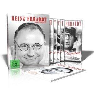 Heinz Erhardt - Steelbox - limitiert. DVD