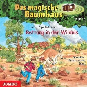 Das magische Baumhaus 18. Rettung in der Wildnis. CD