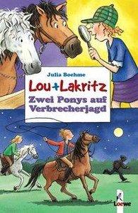 Lou und Lakritz. Zwei Ponys auf Verbrecherjagd