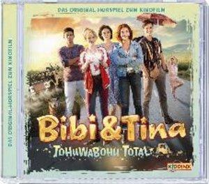 Hörspiel 4.Kinofilm : Tohuwabohu total