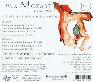 Die Grossen Wiener Sonaten Für Violine Und Klavier