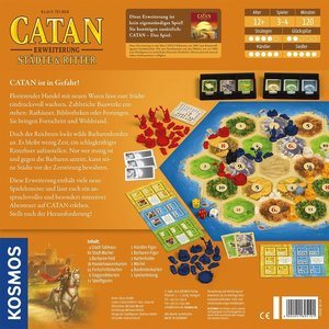 Catan - Erweiterung Städte & Rittter