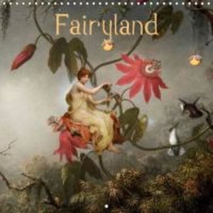 Fairyland (Wall Calendar 2015 300 &times 300 mm Square)