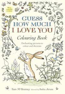 Guess How Much I Love You: Colouring Book