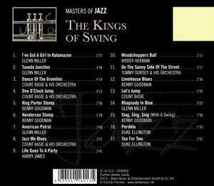 The Kings Of Swing-Masters Of Jazz