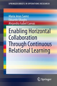 Enabling Horizontal Collaboration Through Continuous Relational