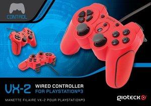 VX-2 Wired Ergonomic Controller - Rot (kabelgebunden, PC-kompati