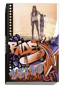 Schülerkalender Street Art 2015/2016