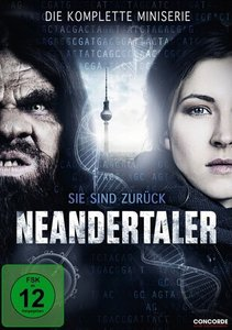 Neandertaler-Sie sind zurück (DVD)