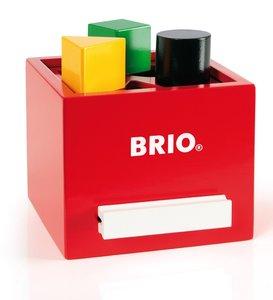 Brio 301489 - Rote Sortier - Box
