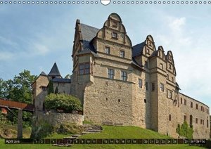 Castles and Manors in Germany (Wall Calendar 2015 DIN A3 Landsca
