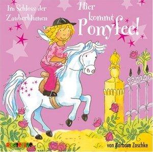 Ponyfee: Im Schloss Der Zauberblumen
