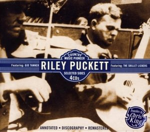 Riley Puckett,selected sides